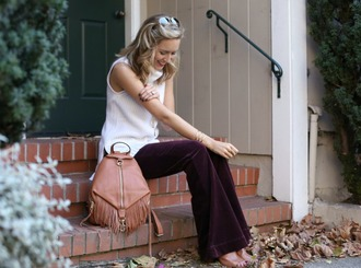 the classy cubicle blogger pants sweater sunglasses jewels