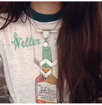 shirt buffalo trace boho hippie whisky whiskey bourbon western tribal cardigan