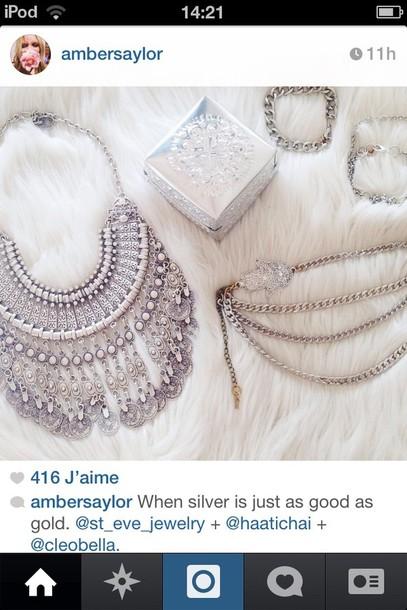 jewels silver