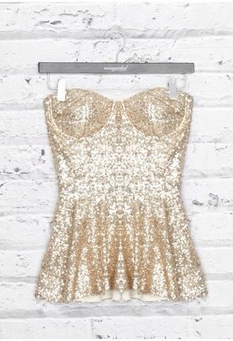 shirt sleeveless shirt sparkle gold sparkle cute shirts