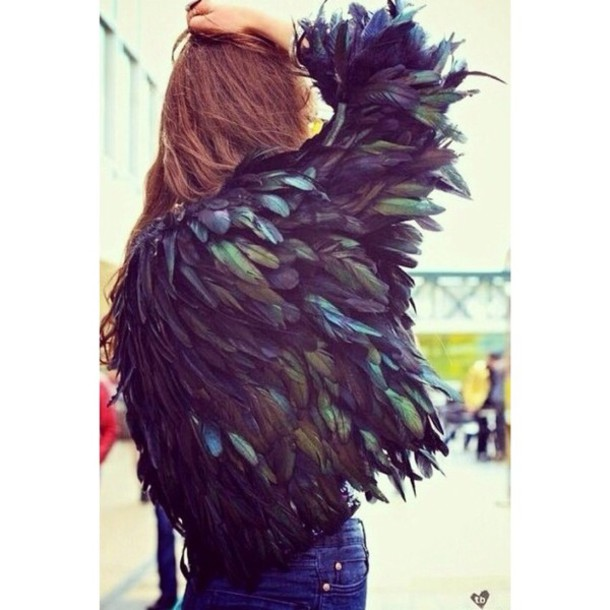 coat feathers feathercoat swag jacket fashion feather jacket cold colors birds texture feathers feathered