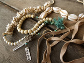 jewels,boho,ethnic,hippie,handmade necklace,handmade jewelry,necklace,jewelry,fashion jewelry,beach necklace,gypsy necklace,long necklace,beach jewelry