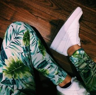 jeans leaf