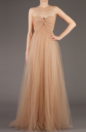 Charming sweetheart neckline tulle prom dress/Graduation Dress