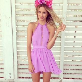dress maxi dress little black dress summer dress pink