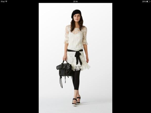 dress white dress style