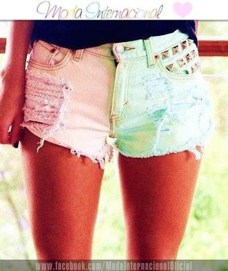 shorts studs