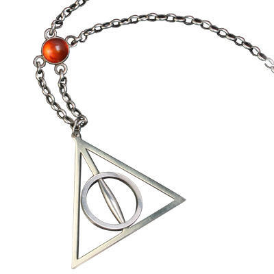 Harry Potter and the Deathly Hallows: Xenophilius Lovegood Necklace