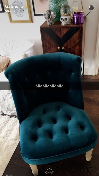 home accessory velvet chair chair sofa velvet ghost blue house forniture fall outfits youtube velvet