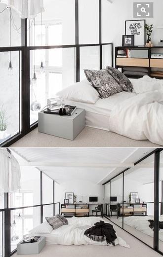 home accessory white white bedding white bedroom loft bedroom bedroom blog