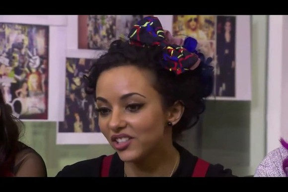 hat jade thirlwall little mix bows bow tie hair bow hair clip