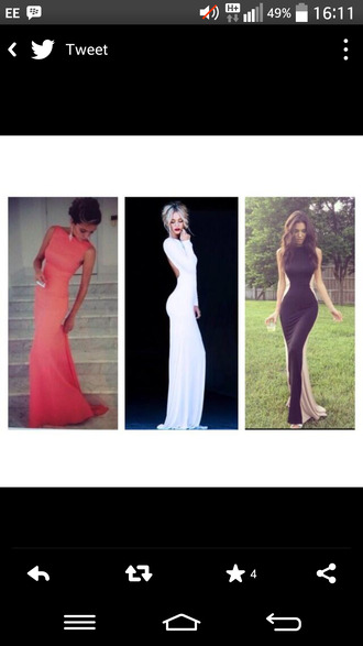 dress peach dresses peach pink black and white dress maxi dress bodycon dress