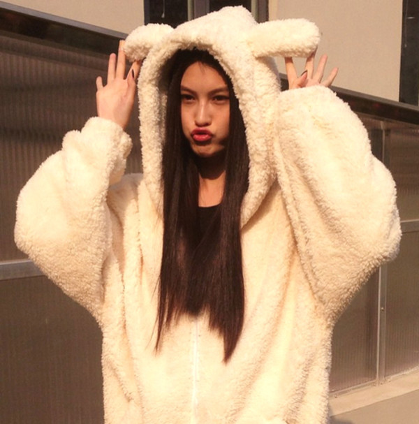 bear romper kigurumi cream japanese japanese fashion asian fashion