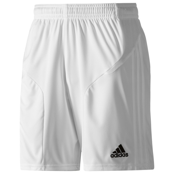 adidas Kid's Campeon 11 Soccer Shorts - White