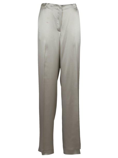 Alberta Ferretti beige pants