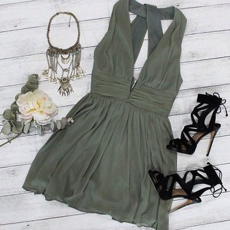 dress jewels green dress summer dress new years outfit boho chic boho dress flowy dress australian brand coachella dress coachella