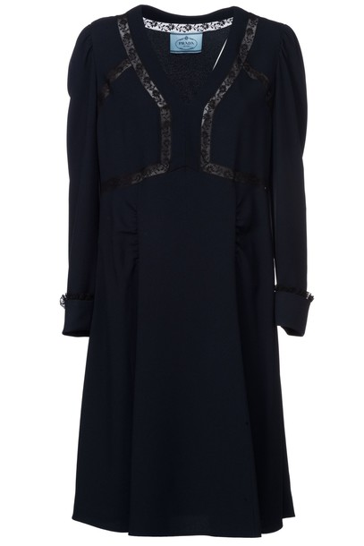 Prada dress blue