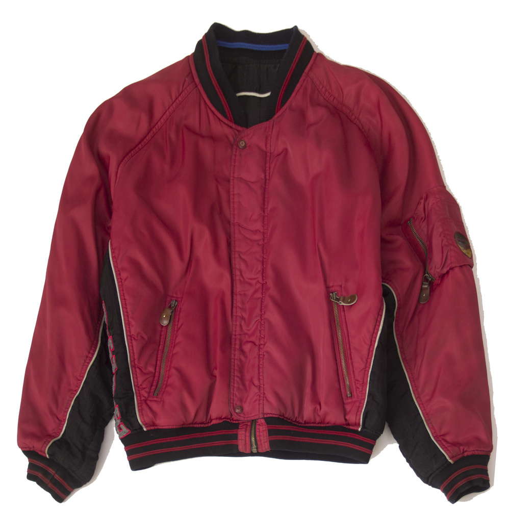 Boy bomber jacket
