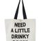 Need a little drinky drink tote