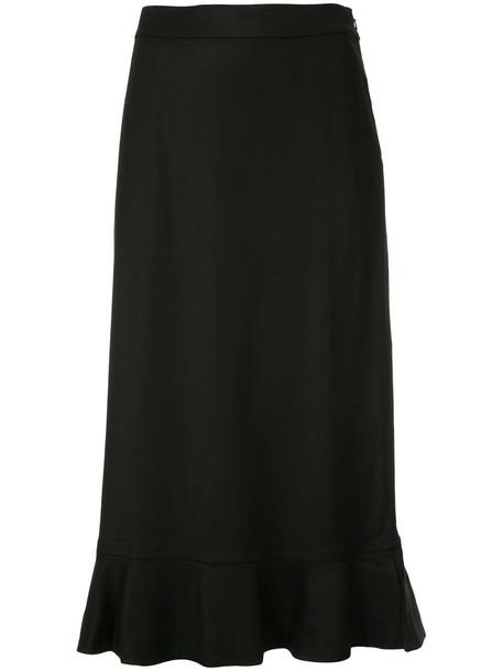Ck Calvin Klein skirt women spandex black