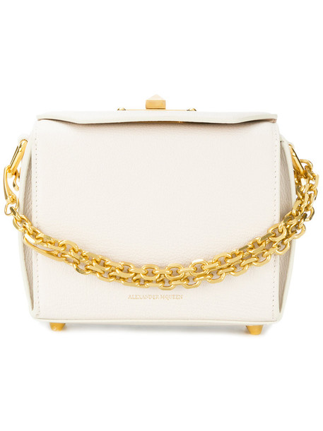 Alexander Mcqueen women bag leather white
