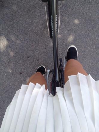 skirt white white skirt short short skirt short white skirt transparent