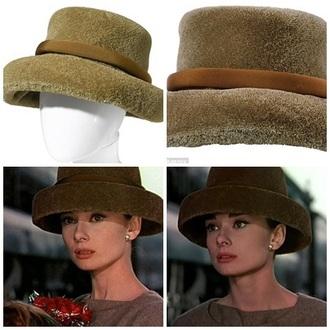 hat audrey hepburn