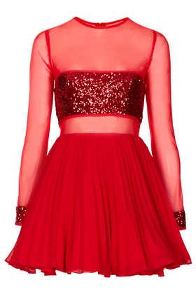 **Ceryn Dress by Jones and Jones - Dresses  - Clothing  - Topshop