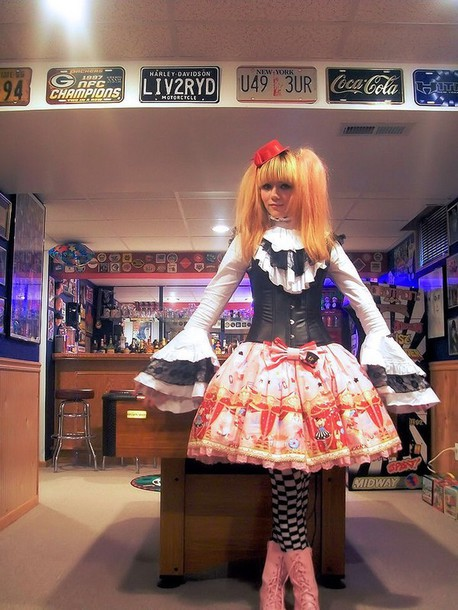 skirt tempest paige lolita dress lolita skirt kawaii dress