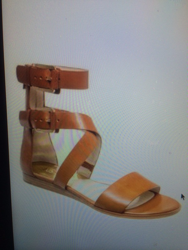 shoes brown sandals michael kors similar