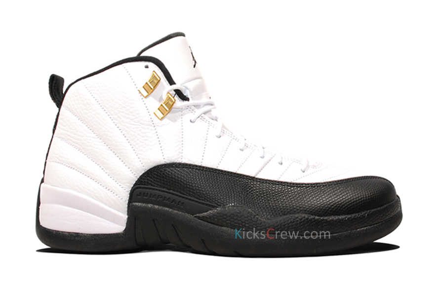 Nike Air Jordan 12 Retro Taxi (130690-125) - Order and buy it