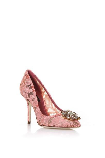 pumps lace shoes