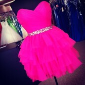 dress,prom dress,pink,neon,shiny,pink dress,party dress,party,pretty,dark pink,hot pink,sequins,sequin dress,cute,prom,sequin prom dress,hot pink dress,sleeveless dress,sleeveless,sleeveless pink dress,pink prom dress,swimwear,short dress,strapless,funny,cute dress,neon pink,short,sweetheart,ruffledskirt,dance dress,silver sequins,ruffle,selena gomez,hot pink short dress,phone cover,gliter belt