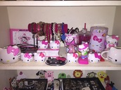 jewels,home accessory,hello kitty