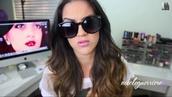 sunglasses,large,round,youtuber,ng
