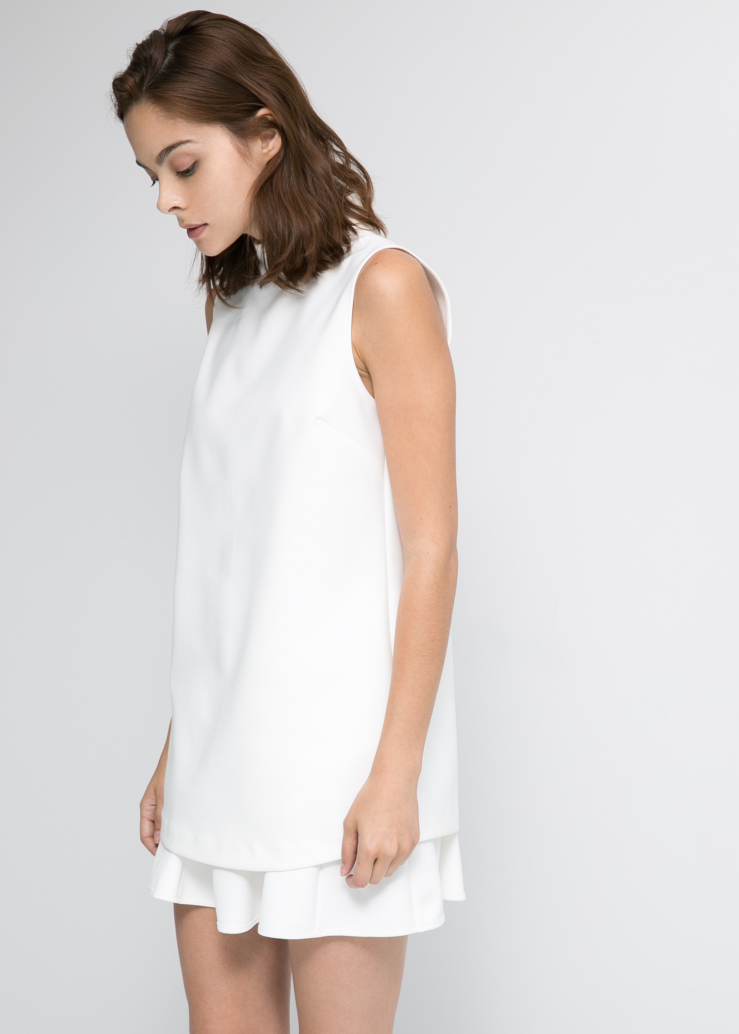 Stretch top - T-shirts and tops for Women | MANGO