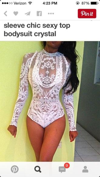jumpsuit one piece lace top lace dress