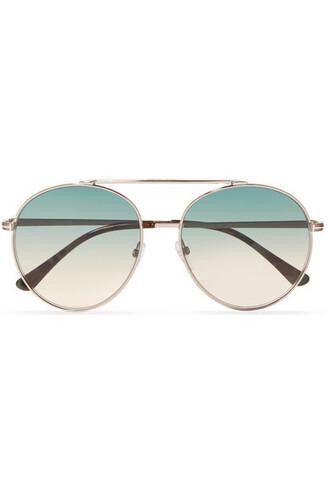 style sunglasses silver