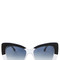 Cutler and gross matte crystal sunglasses