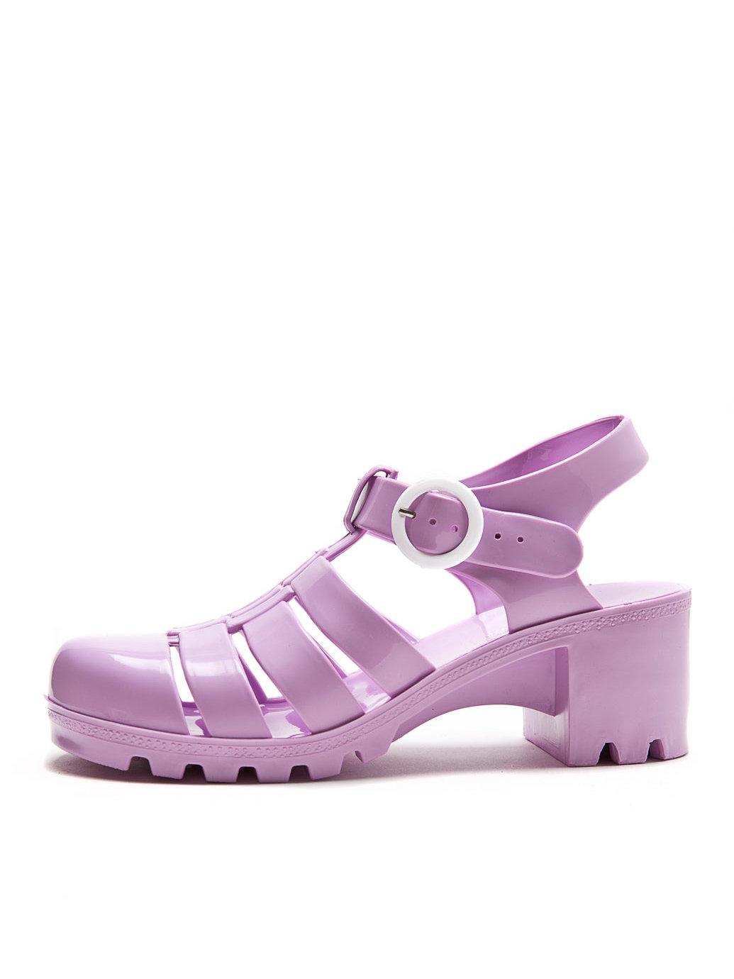 Woven Jelly Sandal | American Apparel
