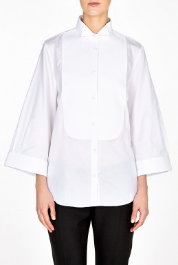 Acne | Scene Mini Str Wide Sleeve Shirt by Acne