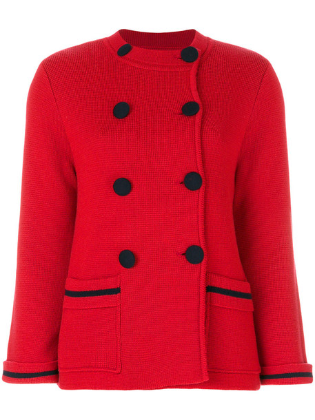 Chinti & Parker jacket women red