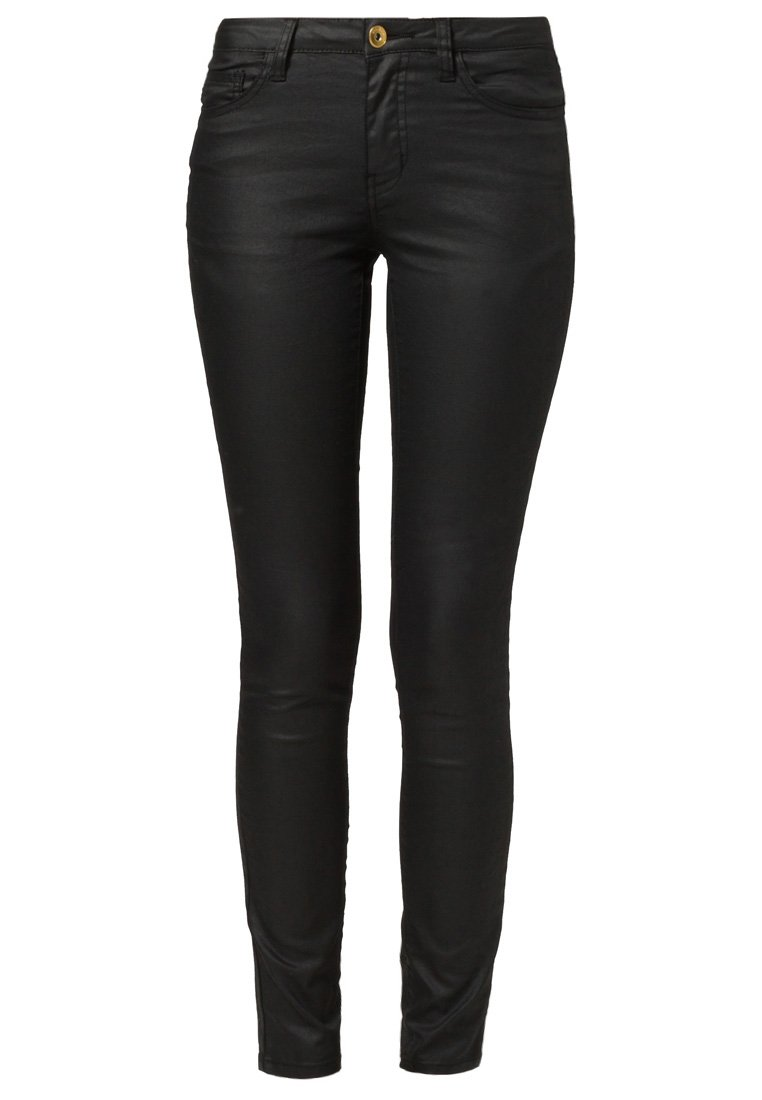 Vila CLEAVO - Jeans Slim Fit - schwarz - Zalando.de