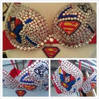 bra superman