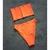 Orange Bandage Two Piece Swim
