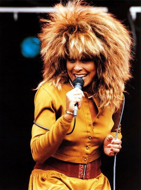 Pin Tina Turner Hairstyle Short 2013 on Pinterest