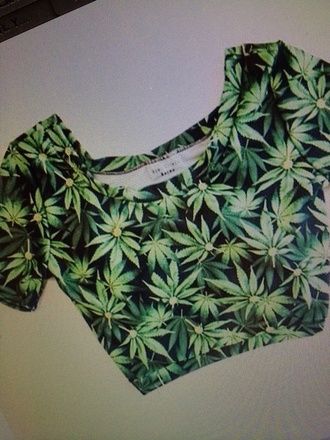 blouse leafs top teenagers clothes