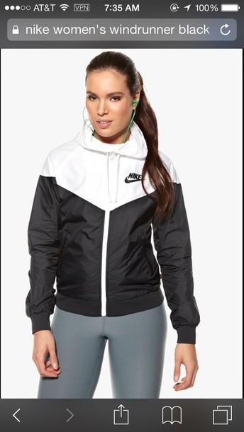 jacket nike wideunner nike purple windbreaker nike black and white zipper jacket