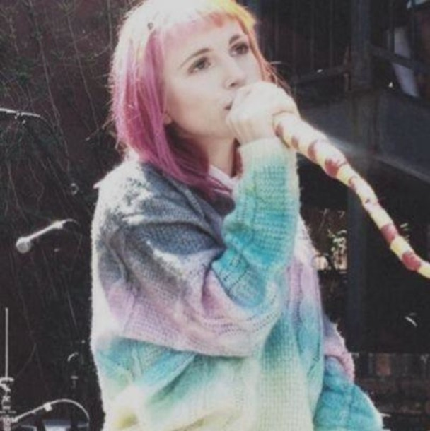 sweater paramore cute sweaters