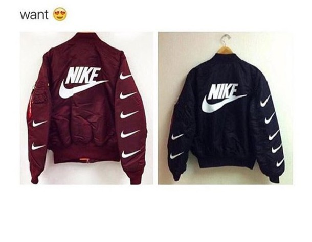 jacket nike just do it sweatshirt 6422b9533